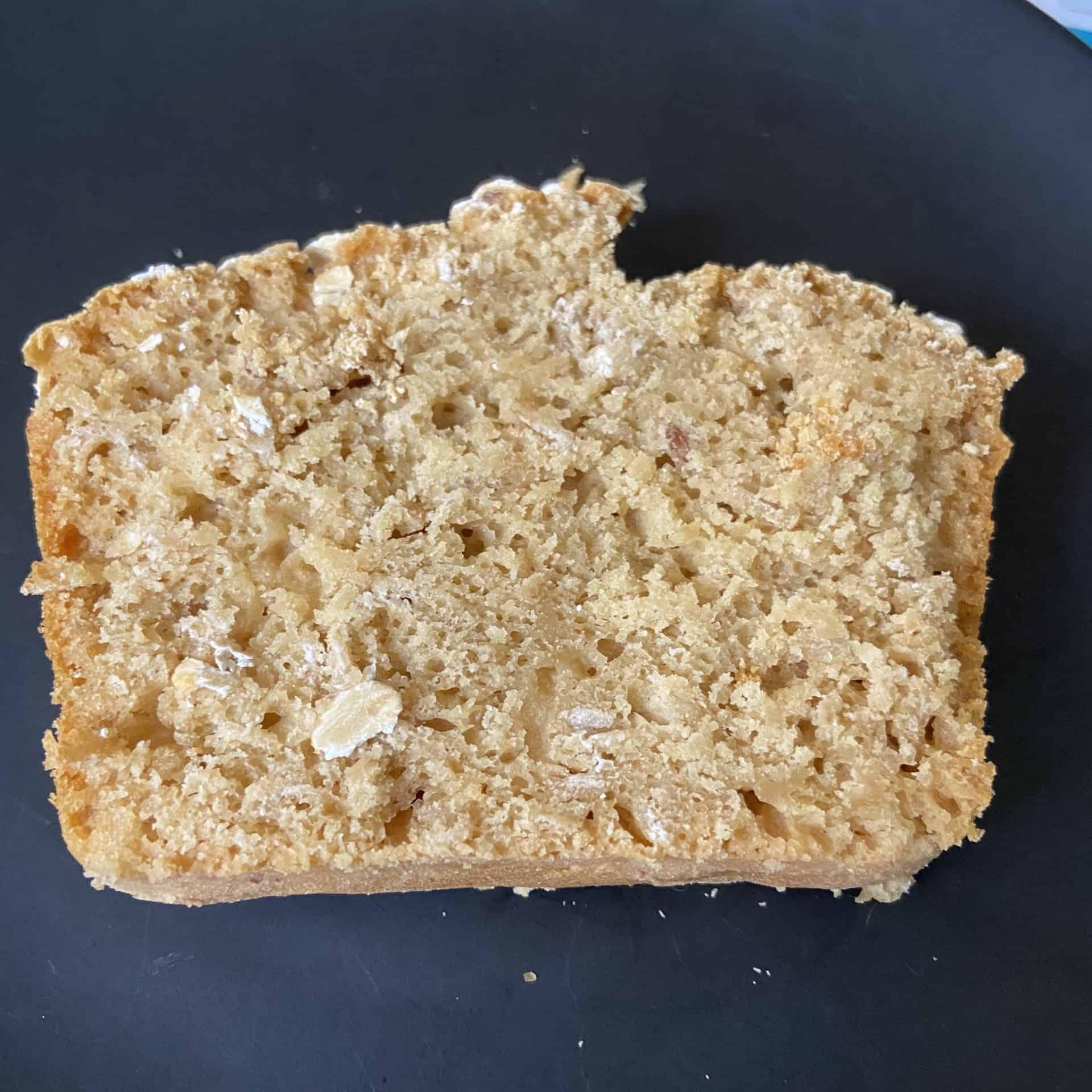 Hafer-Dinkel-Brot ohne Hefe mit Backpulver
